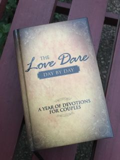 the LOVE DARE AYEAR of DEVOTIONS for COUPLES