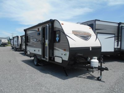 2017 Starcraft RVs AUTUMN RIDGE MINI 17RD
