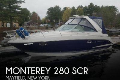 2009 Monterey 280 SCR