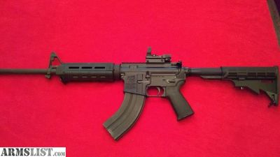 For Sale: AR - 15. 762 cal.