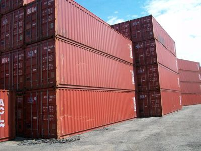 New  Used 40, 45, 20, Shipping Cargo Containers for sale direct from the Depot