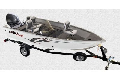 2016 Alumacraft Escape 145 CS Aluminum Fish Boats Boats Ponderay, ID