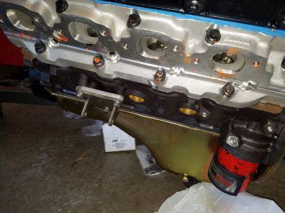 24 Degreee BIG M Block KILLER High RPM BIG BORE Motor