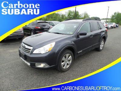 2012 Subaru Outback 2.5i Premium (Graphite Gray Metallic)