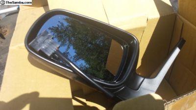 MK IV Driver Mirror