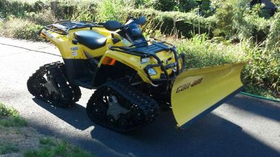 $1,800, 2007 Can-Am Bombardier OUTLANDER 800 XT