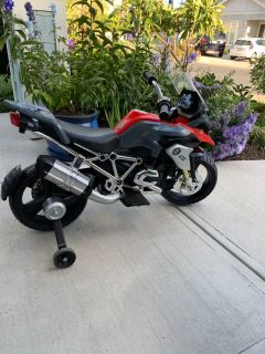 BMW Costco Battery Operated Motorcycle