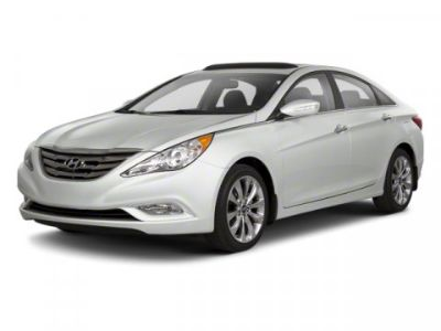 2013 Hyundai Sonata GLS (Shimmering White)