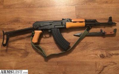 For Sale/Trade: *Rare* Arsenal SAS m7 Classic ak47