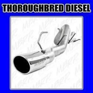 Buy MBRP Gas Exhaust 04-06 Dodge Ram SRT10 8.3L SC/SB Cat Back Single s5122AL motorcycle in Winchester, Kentucky, US, for US $374.99