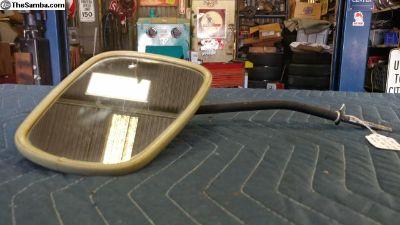Type 2 VWoA Driver's Side Elephant Ear Mirror