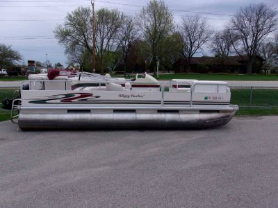 2001 Misty Harbor 2020 CC/CR Pontoons Boats Kaukauna, WI