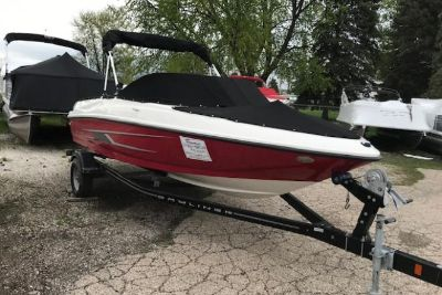 2016 Bayliner 175 BOW RIDER