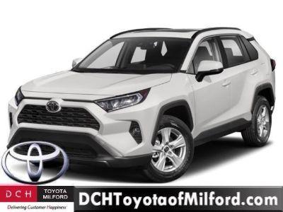2019 Toyota RAV4 XLE (SILVER SKY METALLIC)