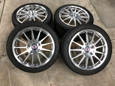 FS: Porsche WB 997 996 Turbo C4S / HRE Wheels / Brushed / Toyo R888 Track / Forged