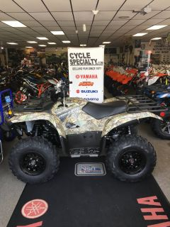 2019 Yamaha GRIZZLY 700 EPS CAMO ATV Sport Utility Fayetteville, GA