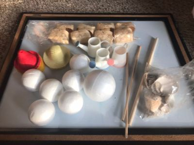 Large lot of crafting goodies****