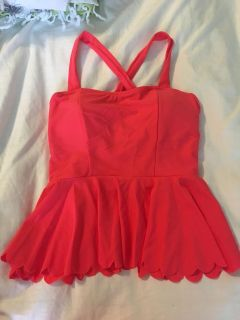 Cupshe size small swim top new