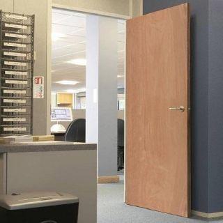 Available Commercial Interior Doors in Steel and Wood | Lavallee Overhead Door