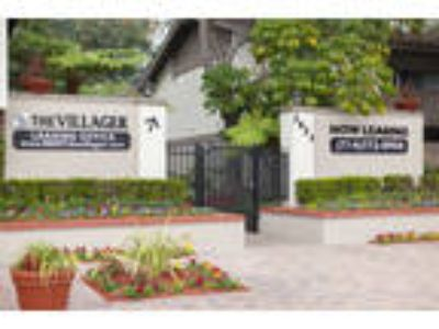 Spacious, Beautiful, Large Bright 1 Bed_1bath Avail. Now at the Villager! CA...