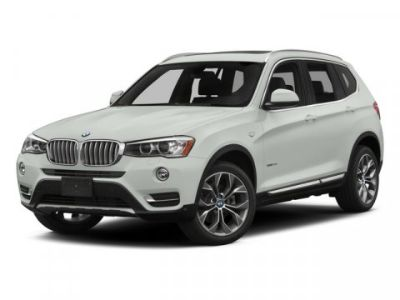 2015 BMW X3 sDrive28i (Jet Black)