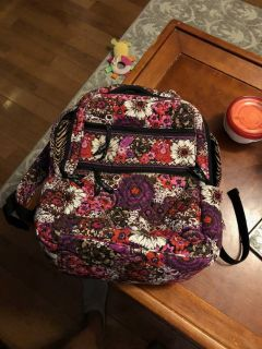 Vera Bradley Women s Backpack