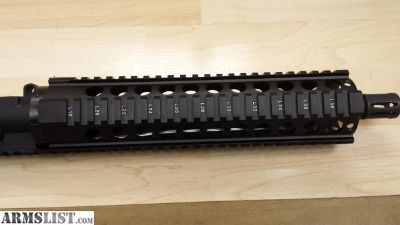 "For Sale: Complete Upper 10.5"" Barrel AR-15"