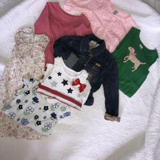 Lot of 3T - 4T Toddler Girl Clothes