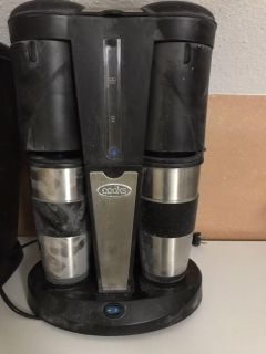 Cooks coffee system