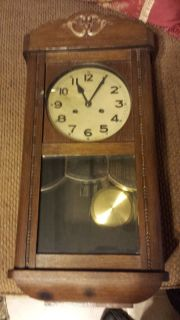 *****Mauthe Antique wall Clock*****
