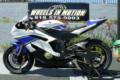 2013 YAMAHA R6 (RACE BIKE)