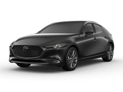 2019 Mazda Mazda3 Preferred (Jet Black)