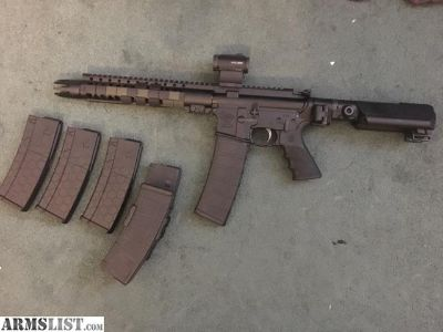 For Sale: Spikes AR-Pistol