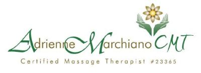 Certified Massage Therapist - Adrienne Marchiano