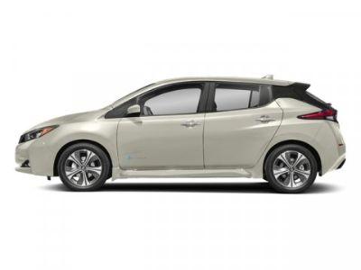 2018 Nissan LEAF S (Glacier White)