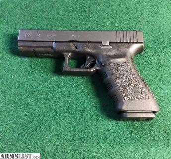 For Sale: Glock 21 Gen 3