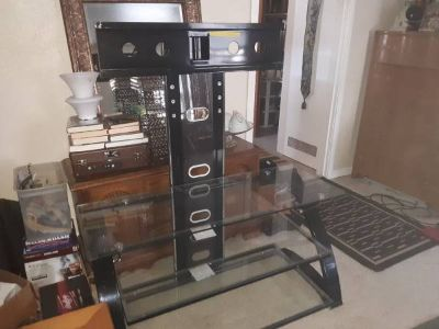 "TV Stand for Flat Screen (37"" to 50"" - 150 lbs)"