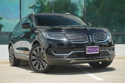 2017 Lincoln MKX Black Label (Black Velvet)