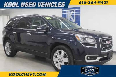 Used 2017 GMC Acadia Limited AWD 4dr
