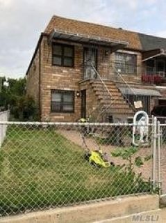 ID#: (VAL) Stone 2 Family House In East Elmhurst For Sale.