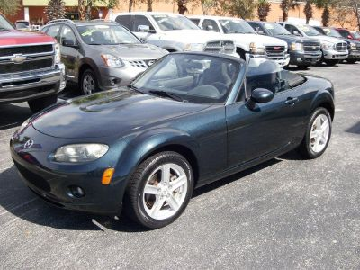2006 Mazda MX-5 Miata Club Spec (Green,Dark)
