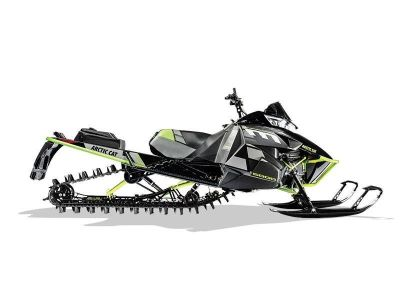 2017 Arctic Cat M 8000 Limited 162 ES Mountain Snowmobiles Mandan, ND