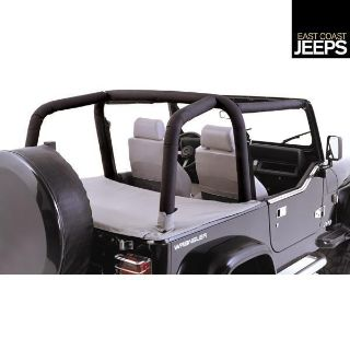 Buy 13612.15 RUGGED RIDGE Full Roll Bar Cover Kit, 97-02 Jeep TJ Wranglers, by motorcycle in Smyrna, Georgia, US, for US $90.71