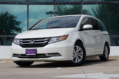 2016 Honda Odyssey EX-L w/DVD (White Diamond Pearl)