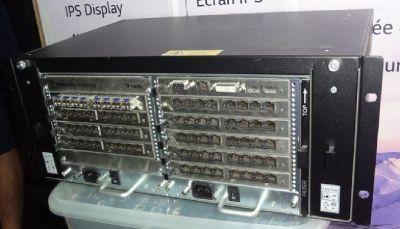 2011 Draco-Tera 480-080 KVM Matrix Switch RTR# 9051705-02