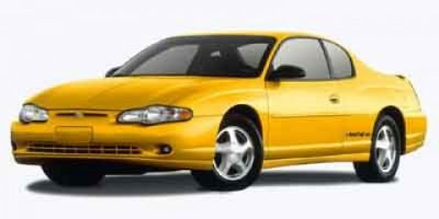 2002 Chevrolet Monte Carlo SS (Competition Yellow)