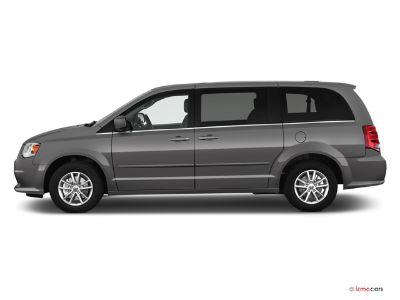 2018 Dodge Grand Caravan SXT (Granite Pearlcoat)