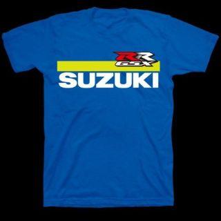 Find SUZUKI GSX-RR MOTOGP T-SHIRT IN BLUE - SIZE MEDIUM - BRAND NEW motorcycle in Winchester, Virginia, United States, for US $19.95