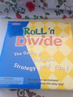 Roll and Divide game