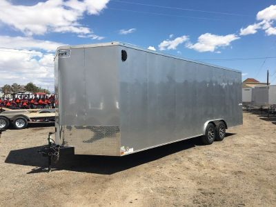 20ft Enclosed Car Hauler, Race Car Hauler, Haulmark PPT85X20WT3